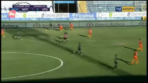 Motagua 2-0 UPN (Liga Salvavida)