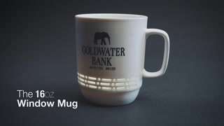 16 Oz Window Mug