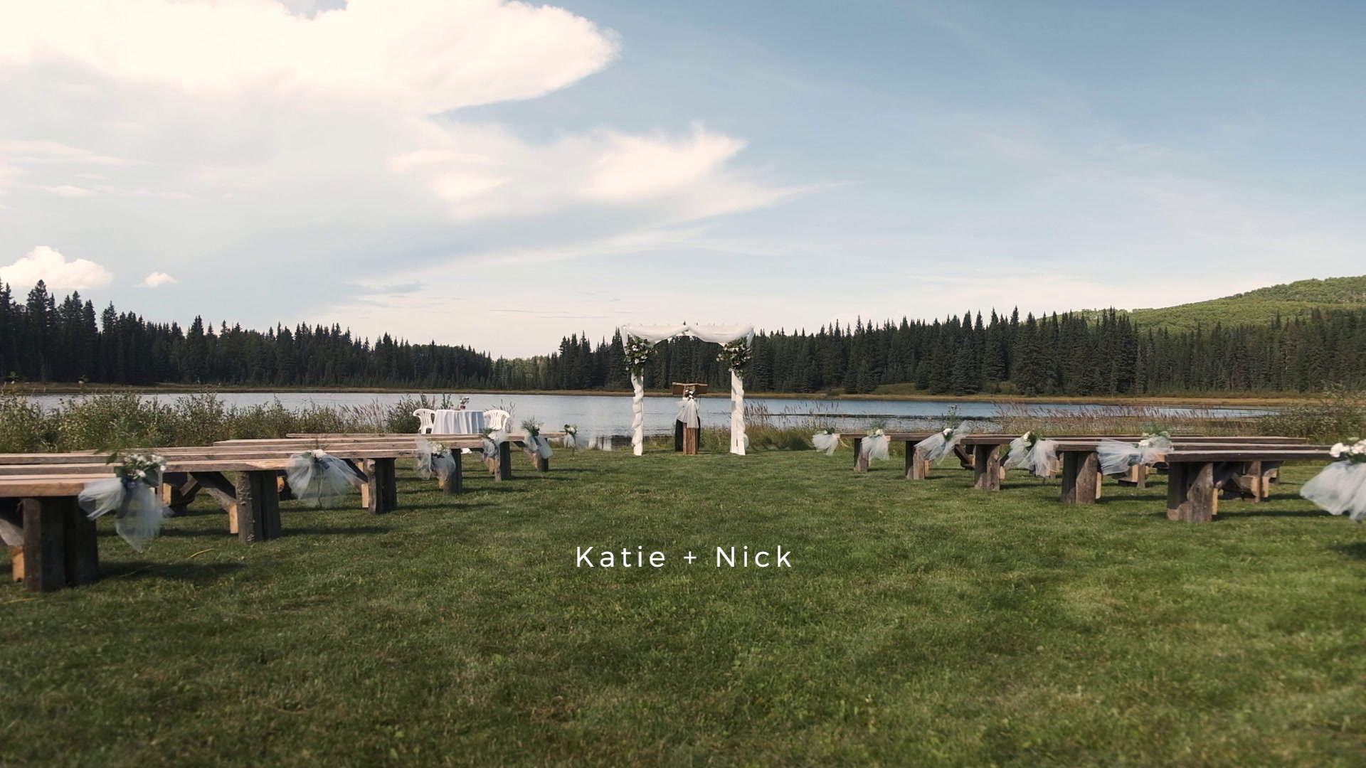 Katie + Nick | Didsbury, Canada | schott's lake rv & guest ranch inc.