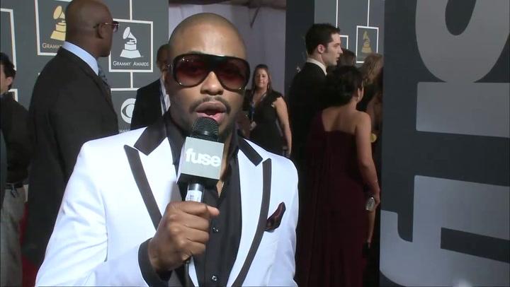 Interviews: Grammys: Raheem DeVaughn