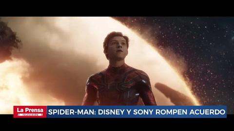 Spider-Man queda fuera de Marvel: Disney y Sony rompen acuerdo