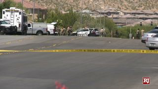 1 in custody after barricade in southwest Las Vegas Valley – Video