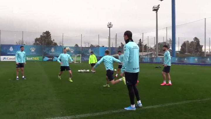 Marc Roca apuesta para que el RCD Espanyoll siga creciendo y mejorando