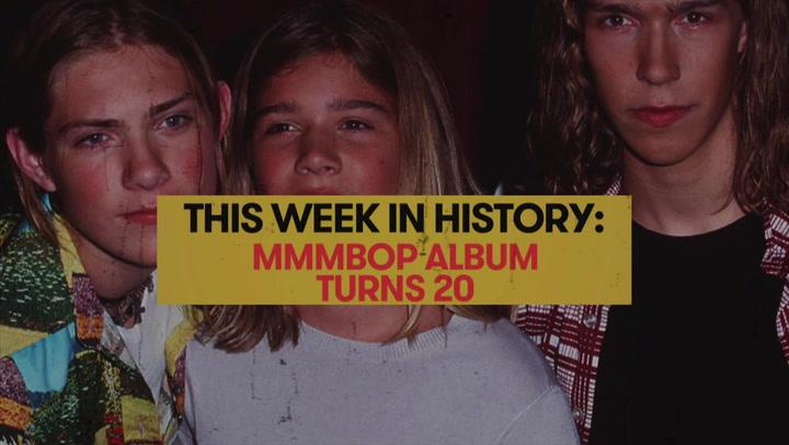 Hanson's MMMBop Turns 20: This Week in History