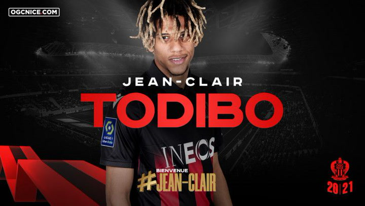 Todibo, nuevo jugador del Niza