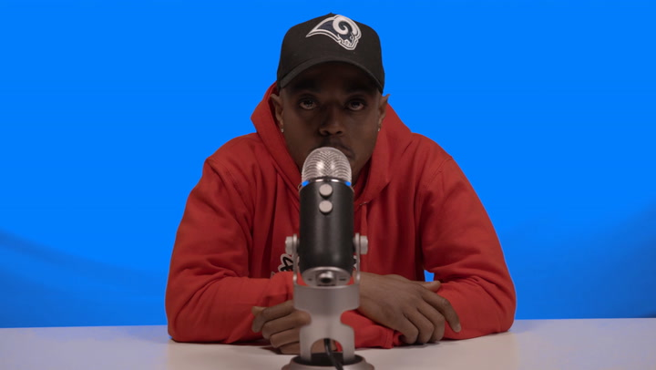 Boogie Does ASMR with Food, Talks Being Signed To Eminem and