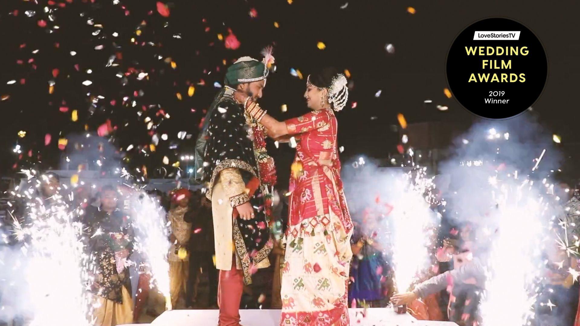 Mayank + Ankita   Jamnagar, India   Kabirbaugh