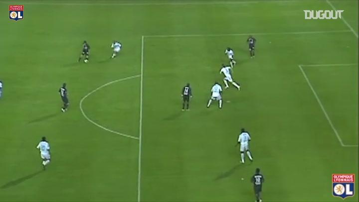 أهداف لا تصدق: جونينيو  أمام مارسيليا