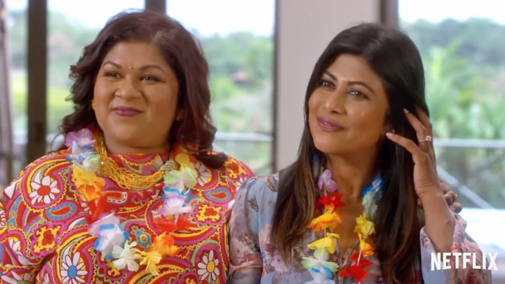 'Trippin' with the Kandasamys' Trailer