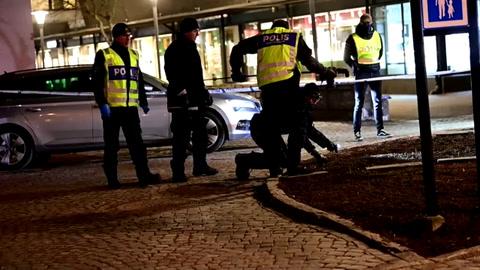 Casi una decena de heridos en ataque con arma blanca en Suecia