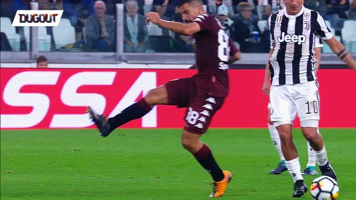 Dybala & Douglas Costa's Insane Skills Vs Torino