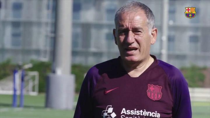 """Andreu Plaza: """"Necesitábamos volver. Hay ganas e ilusión"""""""