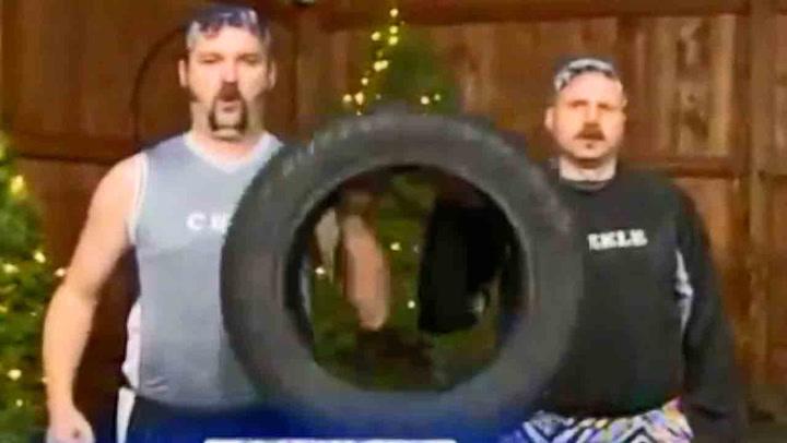 Duo lurte TV-kanal trill rundt - utga seg for å være «strongmen»