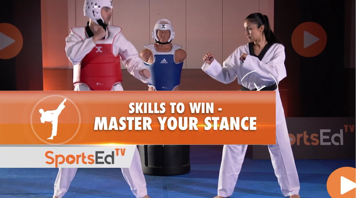 MASTERING YOUR STANCE - Critical Skills To Win