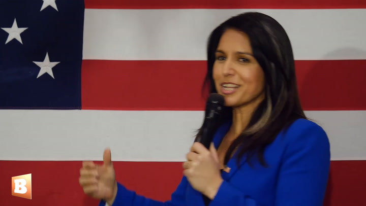 Tulsi Gabbard Blasts Democrats Who Refuse to Work with Trump on First Step Act: 'Shame on You!'