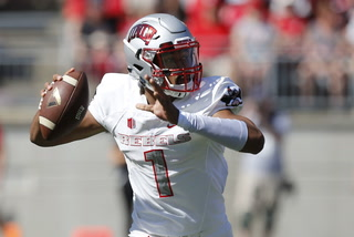UNLV football players on loss at Ohio State