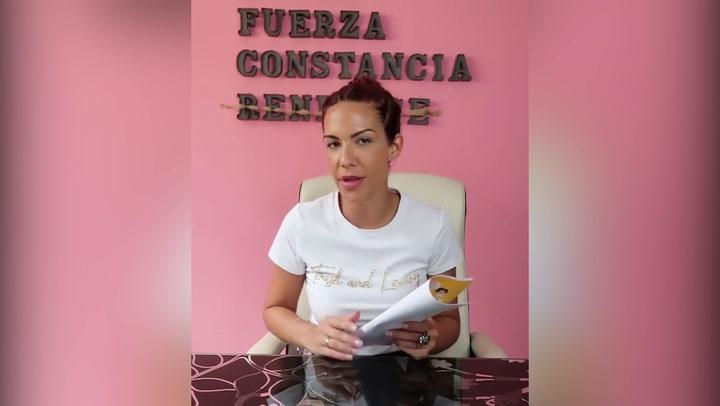"""Tamara Gorro 'explota' en las redes: """"Cuando tengo algo dentro, lo tengo que soltar..."""""""