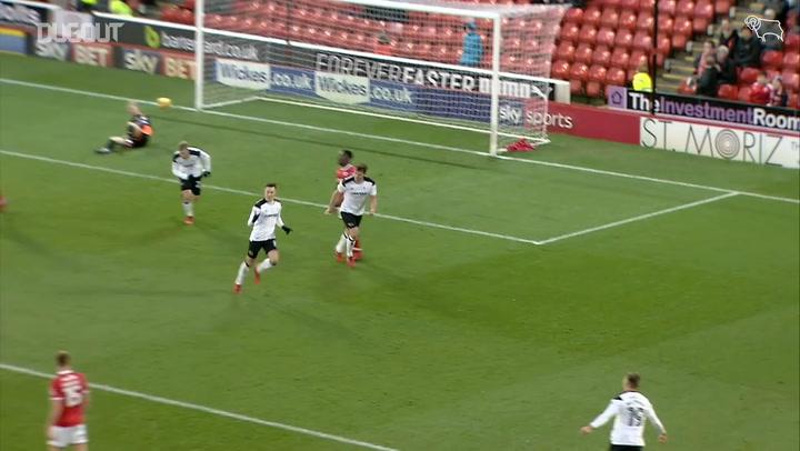 Tom Lawrence stars in win over Barnsley