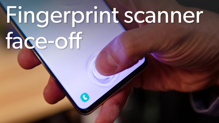 Fingerprint scanner face-off: Samsung Galaxy S10+ vs OnePlus 6T vs