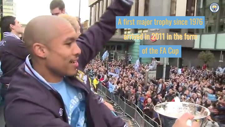 Manchester City's decade of success