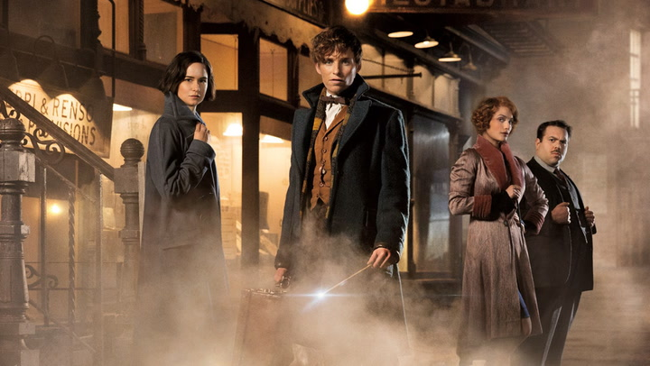 Trailer: Ny film fra Harry Potter-universet