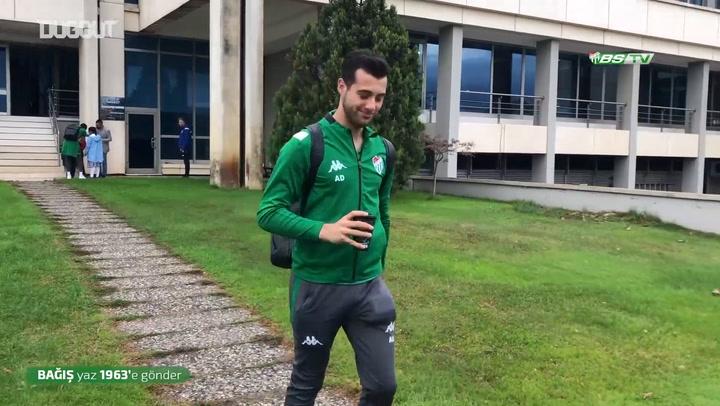 Bursaspor Adanaspor Maçının Perde Arkası