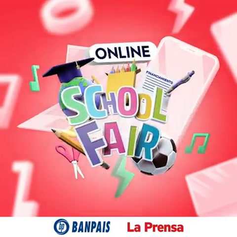 Online school fair LA PRENSA