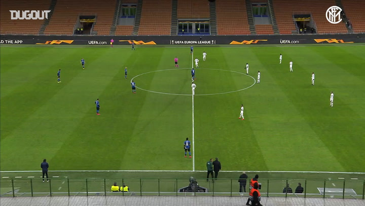 Inter sink Ludogorets at the San Siro