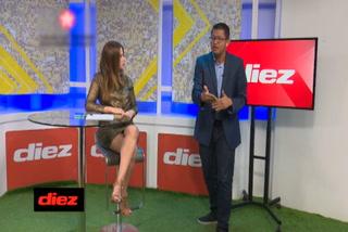 ¡Atrevido! Jorge Fermán en Diez TV: