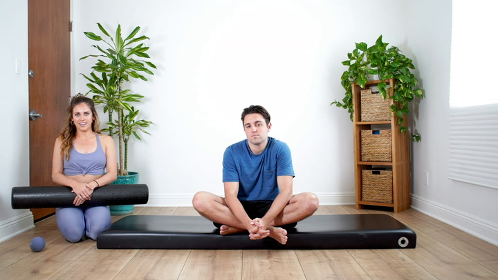 Stretches for the Lower Body