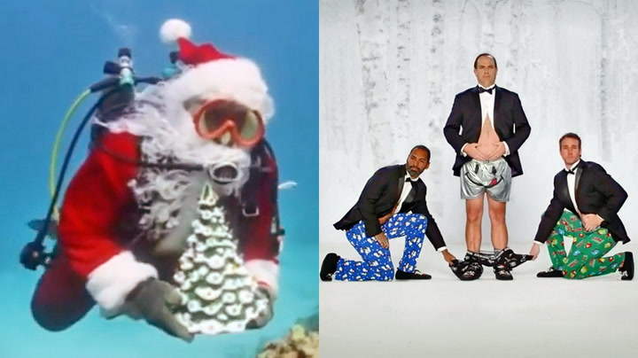 Fem videoer som vil få deg i julestemning