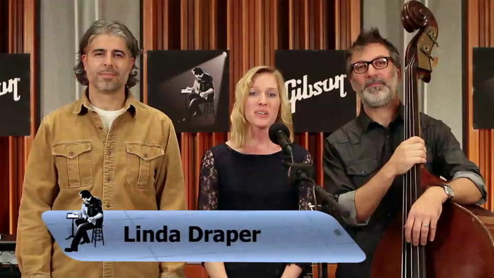 Linda Draper performs Time Will Tell on The Jimmy Lloyd Songwriter Showcase