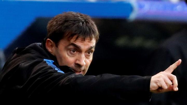 Asier Garitano confía en mantener la buena línea ante el Real Madrid