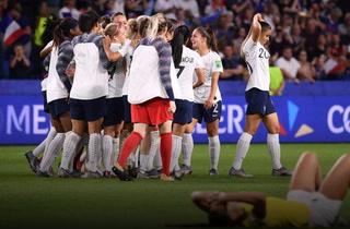 Francia elimina a Brasil y clasifica a los cuartos de final del Mundial femenino
