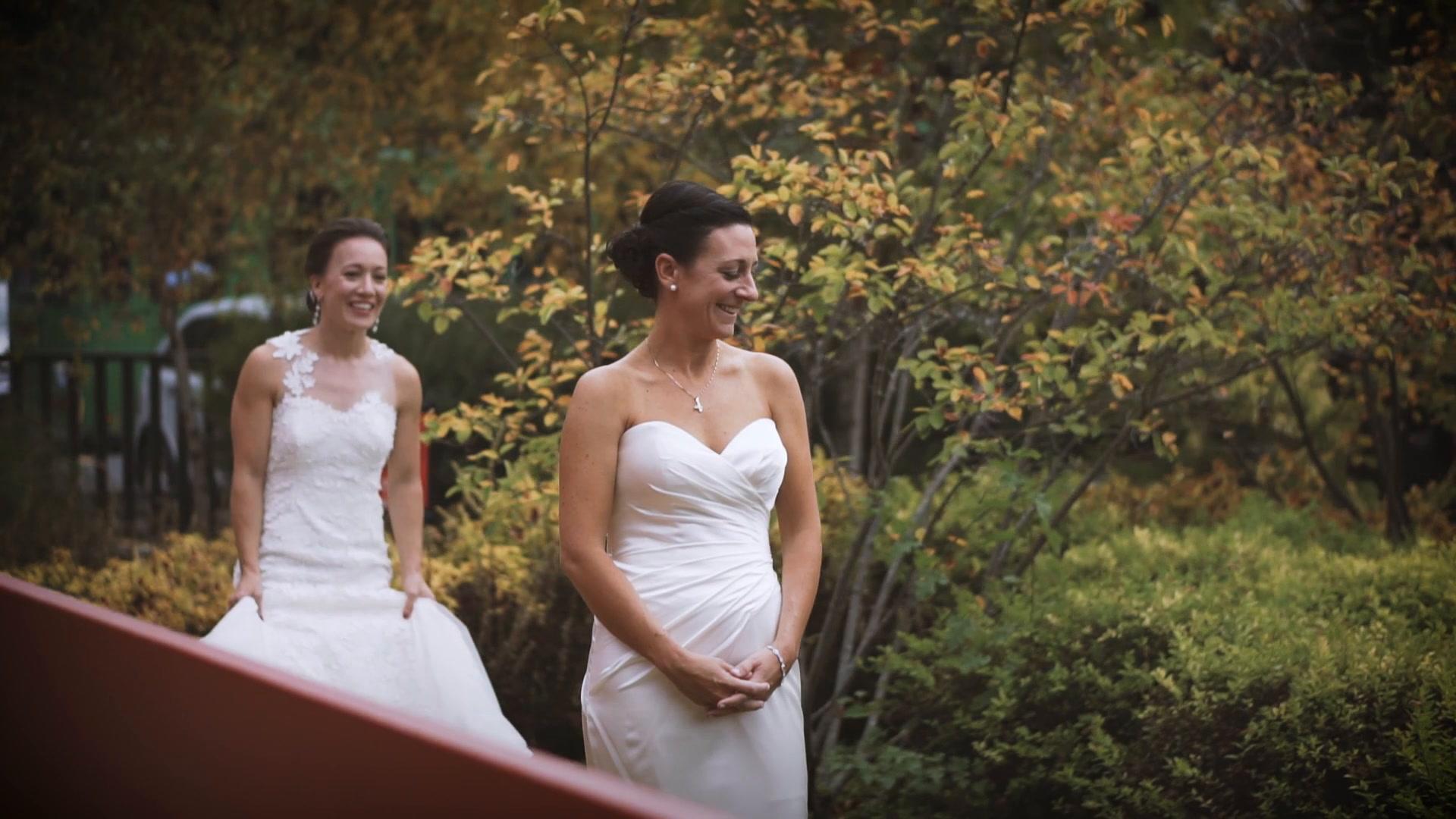 Alison + Diana | Saugatuck, Michigan | Felt Mansion