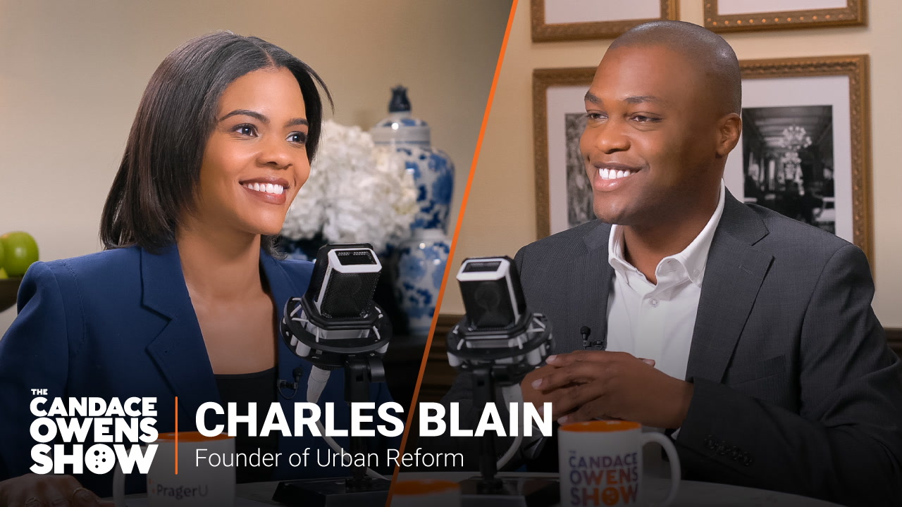 The Candace Owens Show: Charles Blain