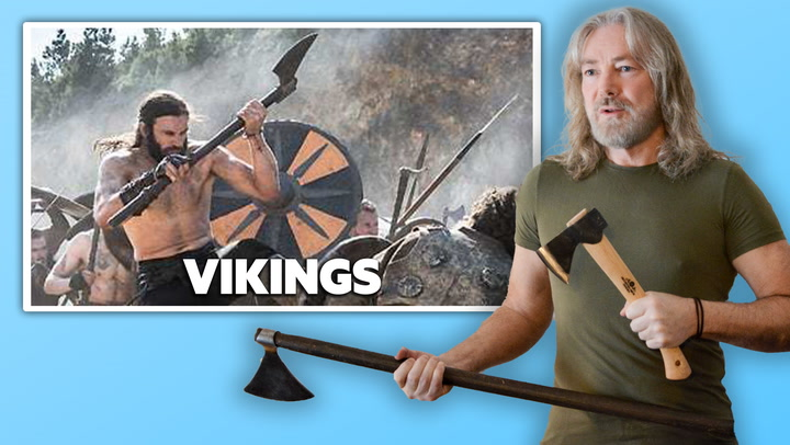 Viking-ax expert rates 11 ax fights in movies and TV for accuracy