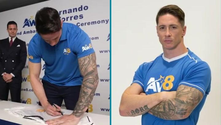 El impresionante cambio físico de Fernando Torres: 'El niño' ahora es un 'mazas'