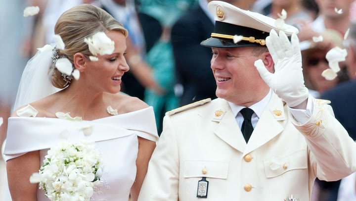 Alberto y Charlene, revivimos la boda que devolvió el 'glamour' a Mónaco hace diez años