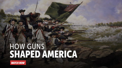 How Guns Shaped America