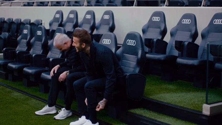 David Beckham & Jose Mourinho: Kekuatan Mental