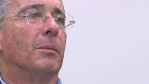 Expresidente colombiano Uribe dio positivo al nuevo coronavirus, según su partido