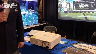 AVI LIVE: Panasonic Showcases New PT-VMZ50 LCD 4,000-6,000-Lumen Laser Projector