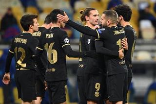 Barcelona golea al Dinamo de Kiev y avanza a los octavos de final de la Champions