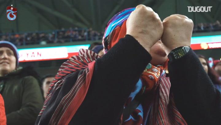 Trabzonspor'un Finale Çıkacağına İnancı Tam!