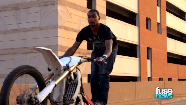 "Shows: Fuse News: A$AP Rocky, Raekwon Talk Urban Dirt Biking Doc ""12 O'Clock Boys"""