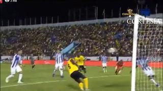 Jamaica se pone a ganar en Kingston ante la selección catracha