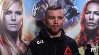 Elliott thanks his former coaches for halting his destructive path ahead of UFC 219