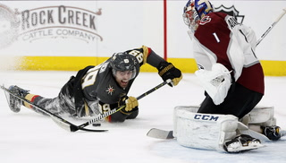 Golden Edge: One-On-One With Alex Tuch