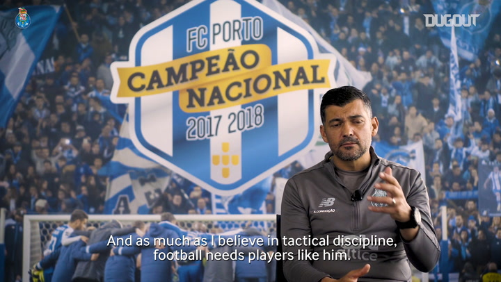 Sergio Conceição Shares His Admiration For Maradona